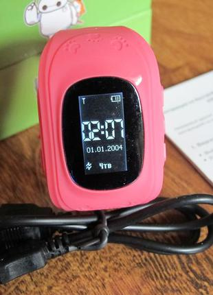 Смарт часы для детей gps трекер для детей q30