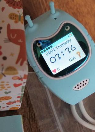 Смарт часы для детей gps трекер для детей