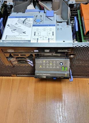 Сервер IBM Xseries X3850 M2