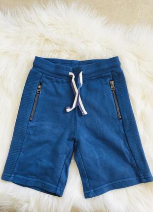 Новые спортивные шорты для мальчика 4-5 лет, 108-113, новые шорты