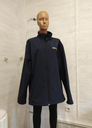 Термо куртка,толстовка  на флисе -от ветра и холода uneek 3xl-...