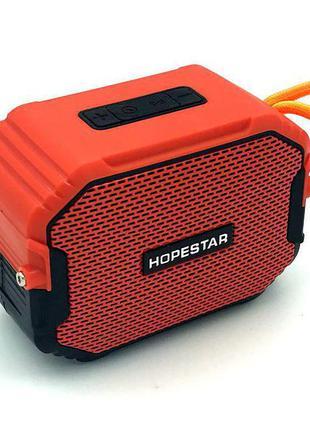Колонка Bluetooth HOPESTAR T8 Red