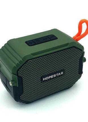 Колонка Bluetooth HOPESTAR T8 Green