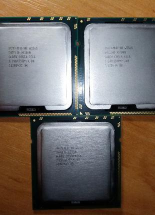 Intel Xeon W3550 W3565 W3520 s1366
