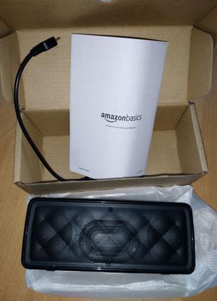 Блютуз колонка AmazonBasics Portable Bluetooth bsk30