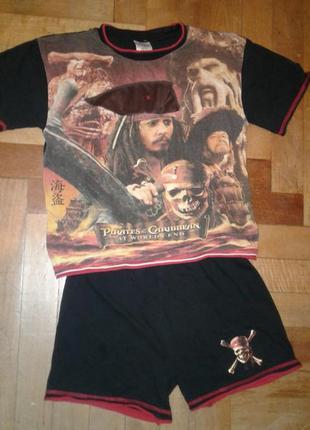 Костюмчик пирати карибского моря **  дешевые детские вещи !---