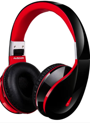 Беспроводные Bluetooth-наушники Ausdom AH2S с микрофоном