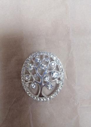 Брошь Семейное дерево