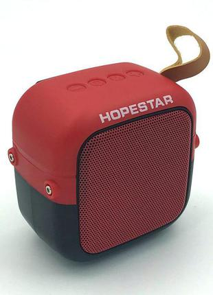 Колонка Bluetooth HOPESTAR T5 mini Red