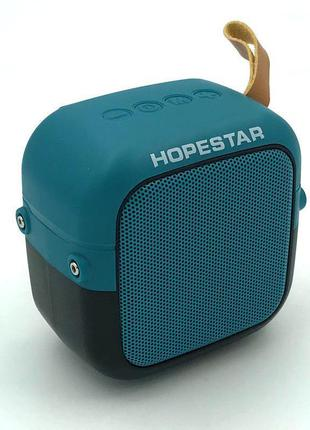 Колонка Bluetooth HOPESTAR T5 mini Blue