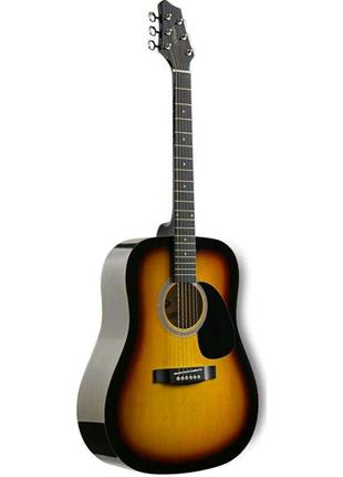 Акустическая гитара Stagg SW201SB