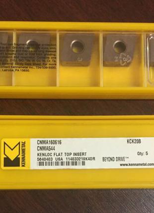 Пластина CNMG,CNMM,CNMA 160608,160612,160616 Taegutec, Kennametal