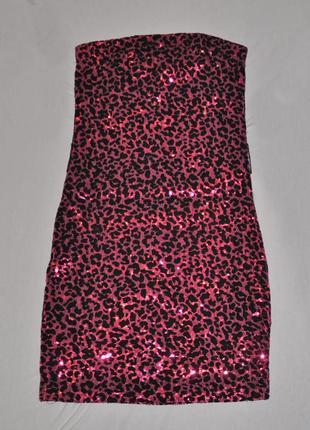 Эффектное короткое коктейльное платье, платье на выпускной