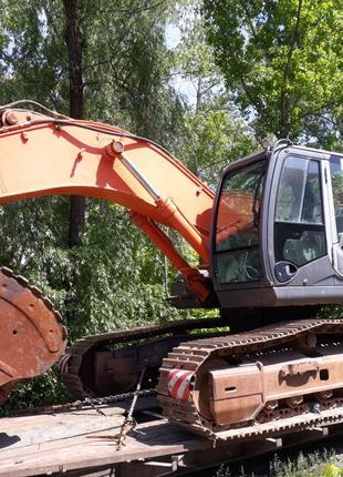 Экскаватор Хитачи захис 280 LC 2007 год