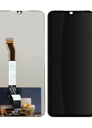 Купить дисплей Xiaomi Redmi Note 8 черный с сенсором