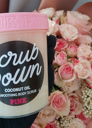 Скраб для тіла Pink Victoria's Secret