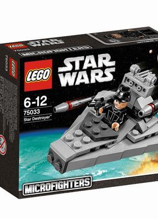 LEGO Star Wars 75033 Звёздный Разрушитель