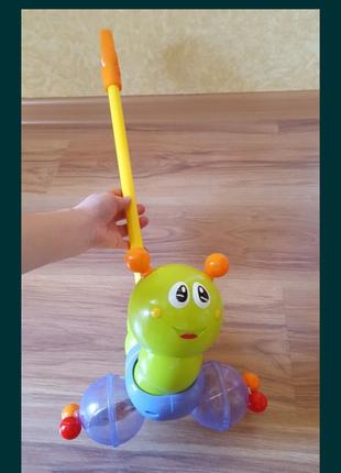Каталка-гусеница