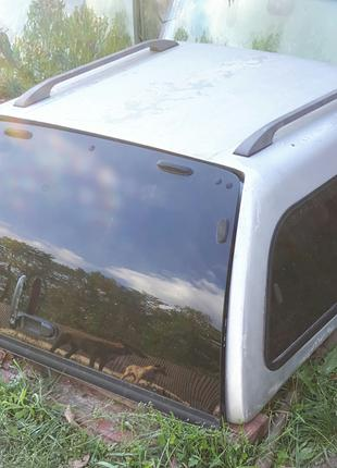 Кунг на пикап Mitsubishi L200 2006-2010