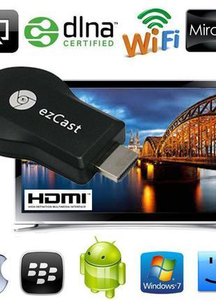 EzCast Chromecast Smart TV приставка адаптер wifi LG Samsung P...