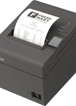 Принтер чеков Epson TM-T20II Ethernet (Epson TM-T20 Ethernet) ...