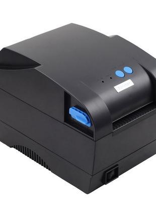 Xprinter XP-365B принтер для печати этикеток наклеек термоприн...