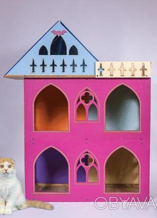 Большой складной домик в стиле Монстер Хай. Самый лучший подарок.