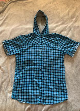 Рубашка-худи Lee Cooper