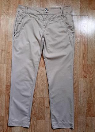 Летние брюки only (хлопок),р. 38
