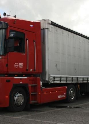 Грузоперевозки 5-20 тон по Европе.