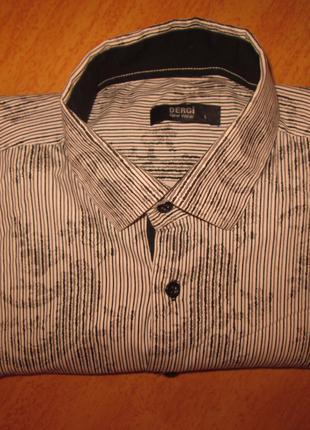 Рубашки Турция коттон