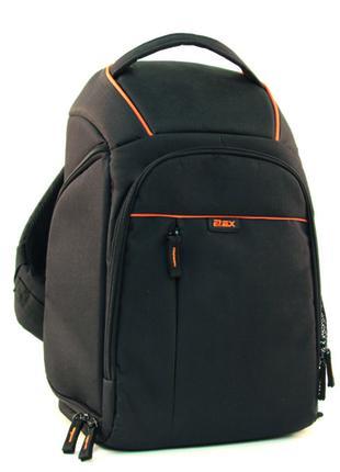 Проф рюкзак для фотоаппарата для аксес D-LEX  LXPB-4720R-BK