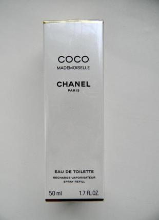 Coco mademoiselle chanel 50ml