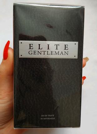 Туалетная вода для мужчин Avon Elite Gentleman