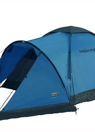 Палатка 3-х местная High Peak Ontario 3 Blue