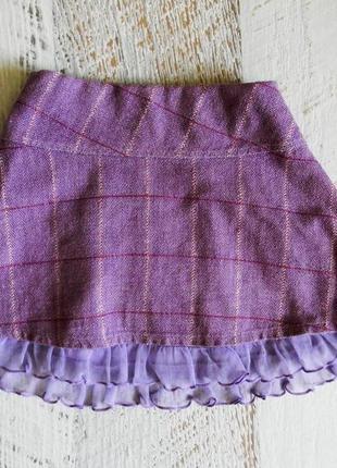 Очень красивая юбка mothercare