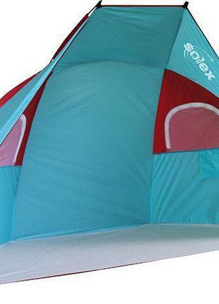 Палатка 2-х местная пляжная SOLEX BEACH CABANA