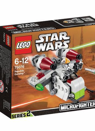 LEGO Star Wars 75076 Транспортный Штурмовой Корабль