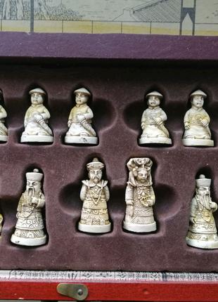 Шахматы ручной работы Китай