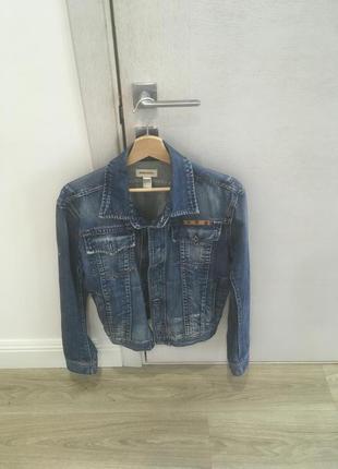 Куртка DIESEL джинсова