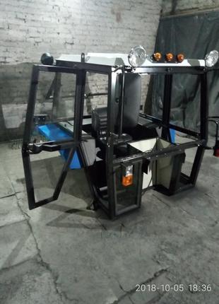 Продам новую герметичную МК кабину на трактор МТЗ-80/82