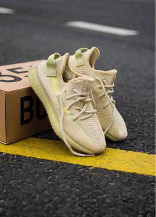 Adidas Yeezy 350 Flax