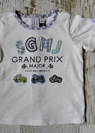 Крутая футболка для стильного малыша sergent major