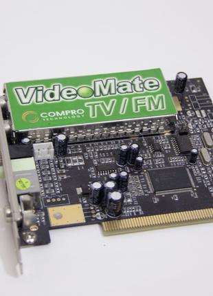 TV-тюнер Compro VideoMate TV/ FM (1MP02PV6KE1)