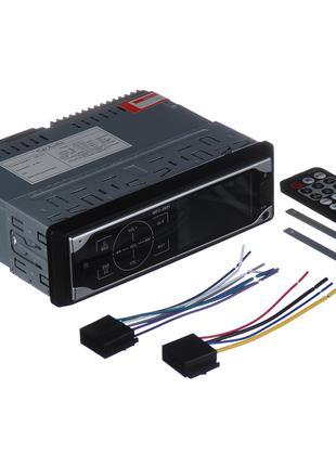 Автомагнитола CAR PLAYER MP3 3881 ISO 1 DIN сенсор дисплей
