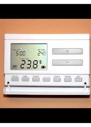 Программатор, комнатный недельный термостат COMPUTHERM.