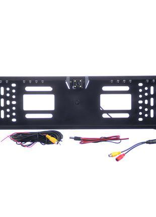 Автокамера рамка для номера CAR CAM (JX 9488A)
