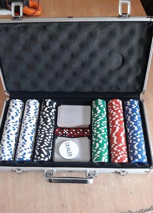 Покерной набор