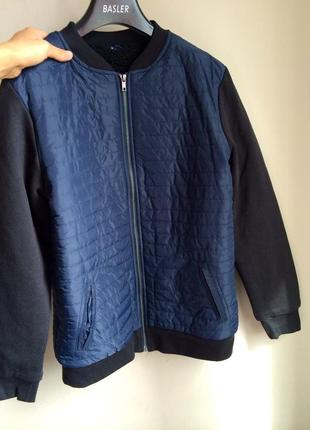 Бомбер куртка толстовка с мехом