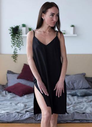 Ночная сорочка женская ткань софт